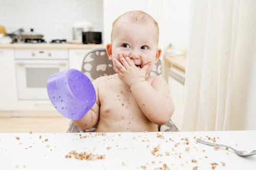 How to Leave Baby Food Behind