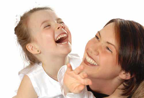 How to Help Children Develop a Sense of Humor