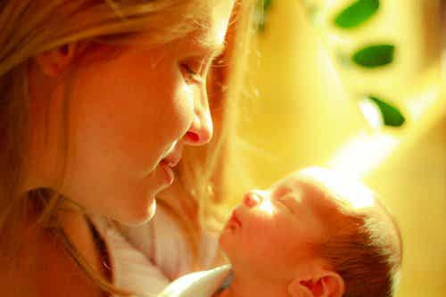 A Mother's Touch Soothes Pain in Premature Babies