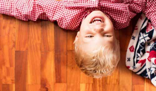 Teach Your Child To Laugh At Themselves
