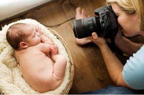 Can a Three-Month-Old Baby Go Blind from Flash Photography