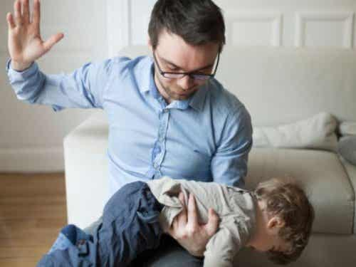 Psychological Effects of Traditional Physical Punishment