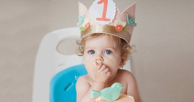Your Baby's First Year of Life; 12 Months of Learning