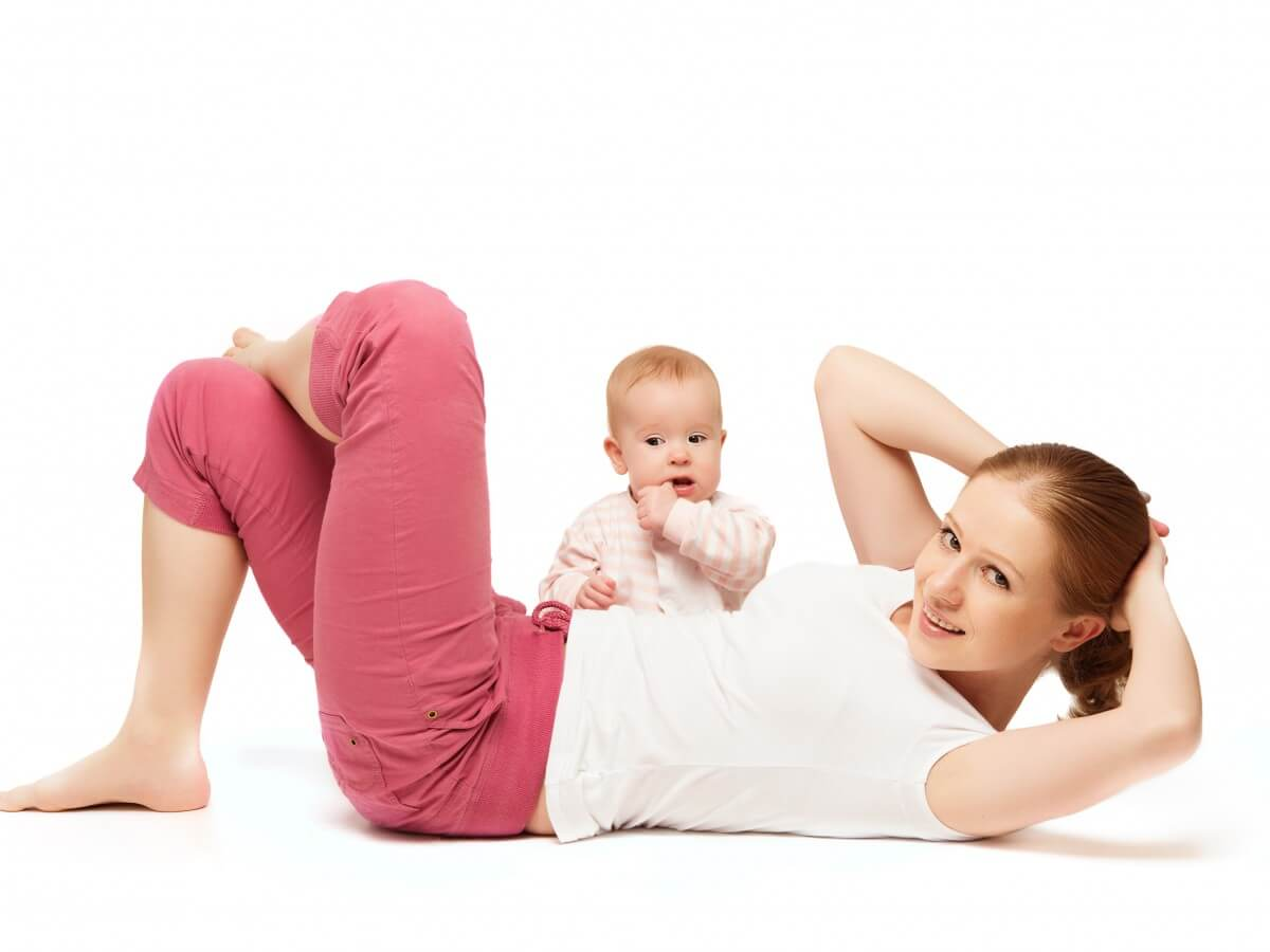 How to find time to work out as a mom