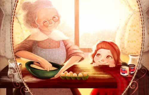 The Changing Role of Grandmothers of Today