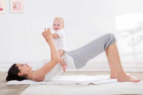 Mothers: How To Work Out Without Feeling Guilty