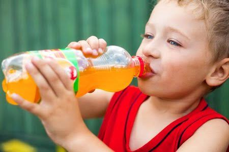 Foods that aren't healthy or safe for children