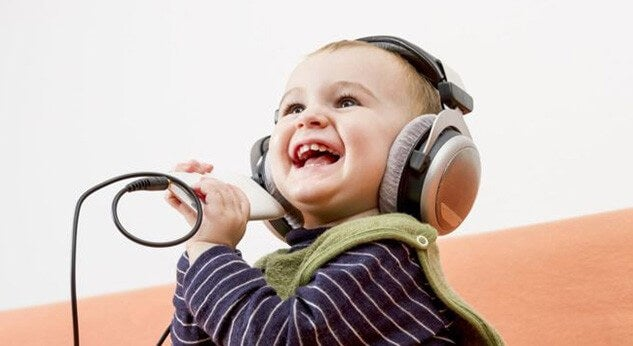 Benefits of listening to music for children