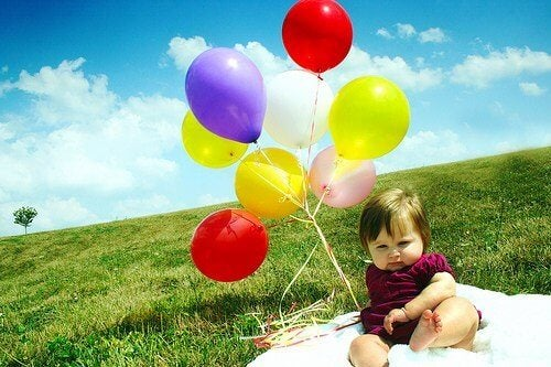 activities you can do with colorful balloons