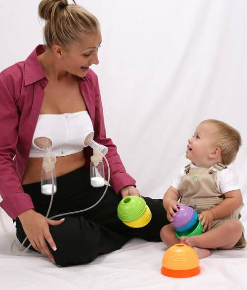 tips on how to use a breast pump