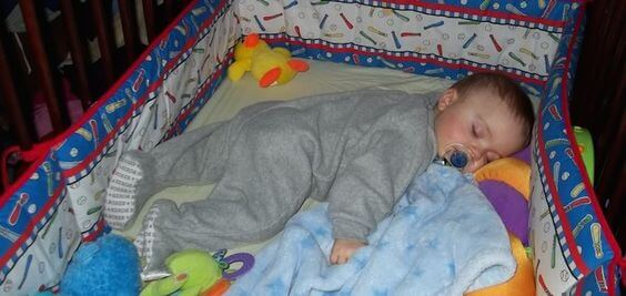 What To Do If Your Child Takes Their Covers Off At Night