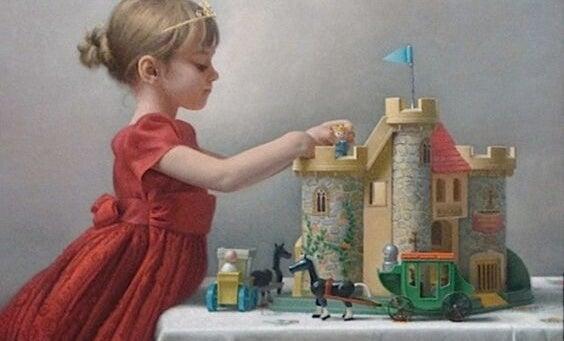 Child-playing-present