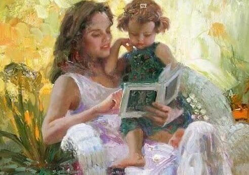 Painting-magical-mother-daughter