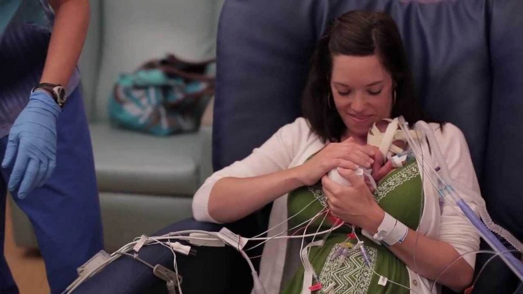 This Video Shows that Love Makes Premature Babies Stronger