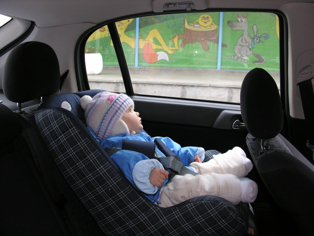 Why Should Your Child Not Ride in the Car With Their Coat on?