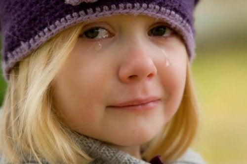 calming your child's tantrum