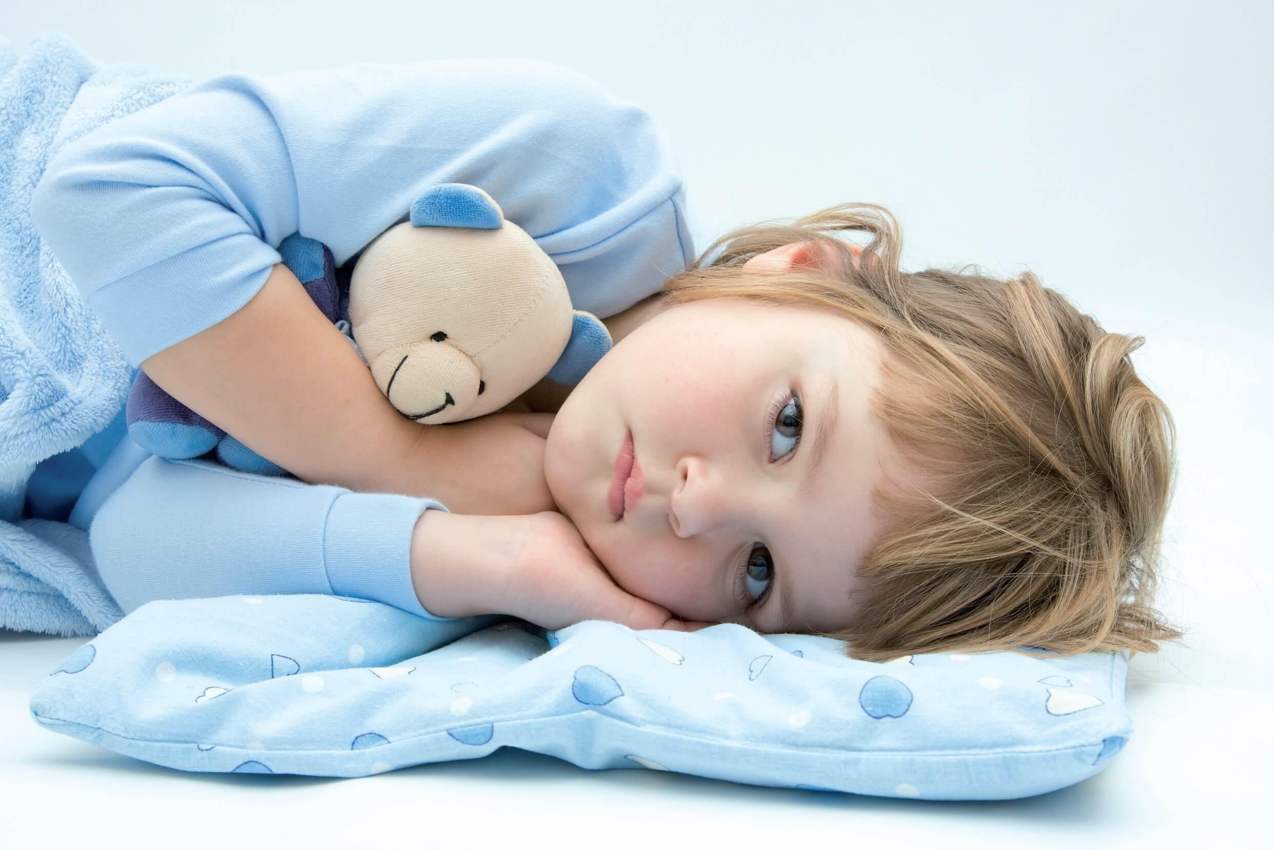 왜 아이들은 침대에 눕고나면 물을 달라고 할까?