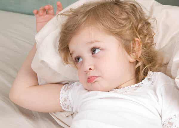 Why Do Children Ask for Water Once They're in Bed?