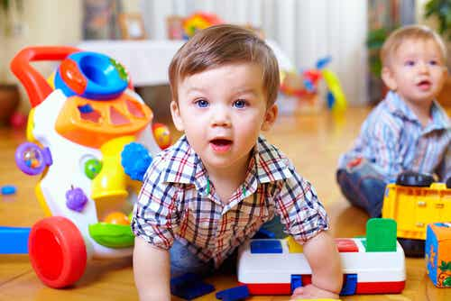 How To Stimulate Babies' Motor Skills?