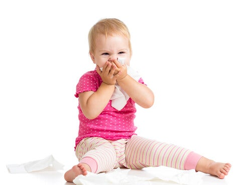 Prevent Your Baby from Catching a Cold During the Rainy Season