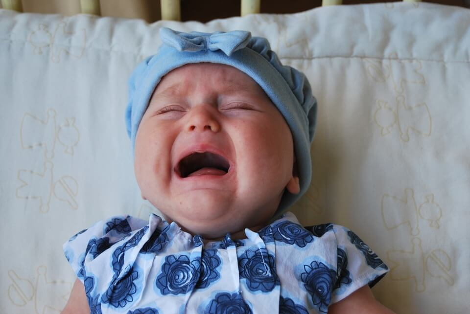 The Importance of Tending to Your Crying Baby