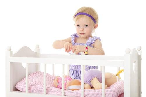testing your baby's motor skills