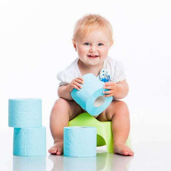 potty training tips from the Montessori method
