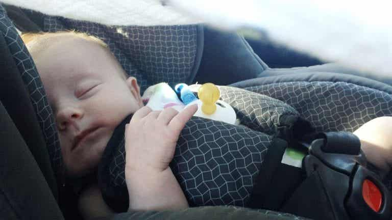 Tips for Travelling with Your Newborn