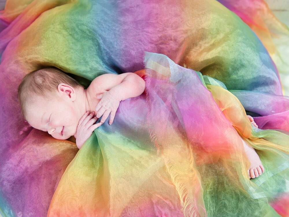 A Different Kind of Motherhood: Shooting Star And Rainbow Babies
