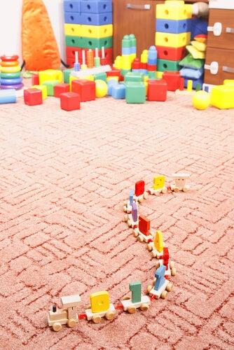 ways to help encourage babies' motor skills