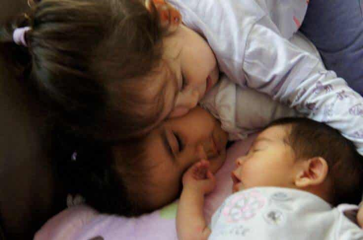 Helping Children Overcome Jealousy Of A New Baby