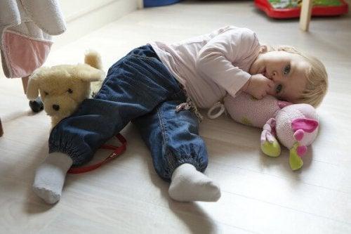 benefits of thumb-sucking in children