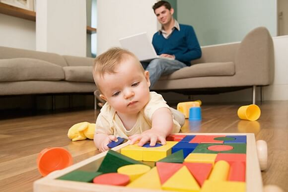 games to help stimulate your baby's senses