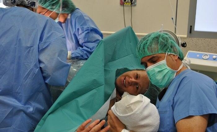 Hur man ska förbereda sig inför en naturlig förlossning