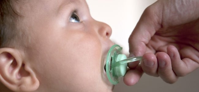 why you should avoid excessive pacifier use