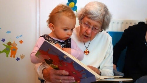 Grandparents: Your Child's Best Friends