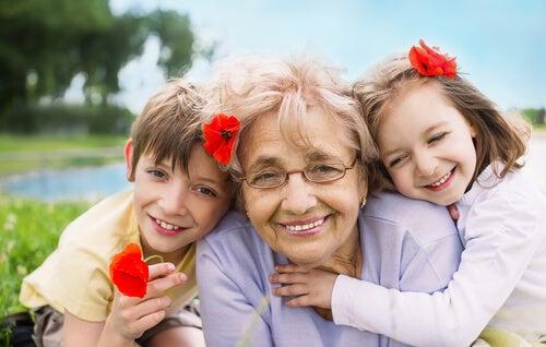 Den otroliga roll som far- och morföräldrar har