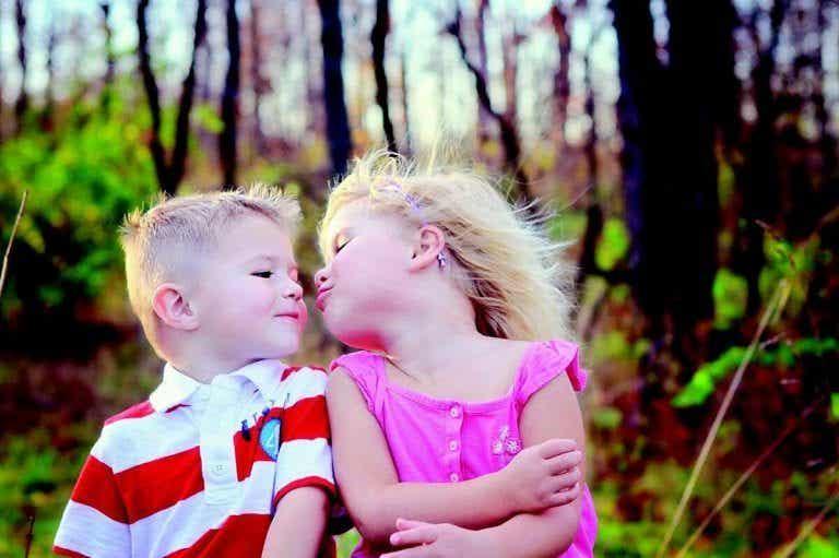Why We Shouldn't Make Children Give Kisses