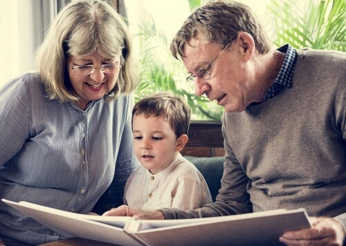 Grandparents Don't Just Parent, They Parent Grandly