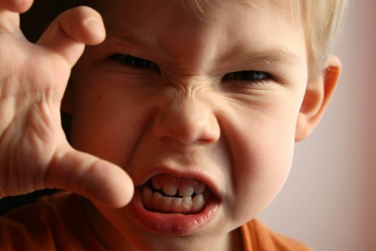 How To Deal With Your Child's Anger