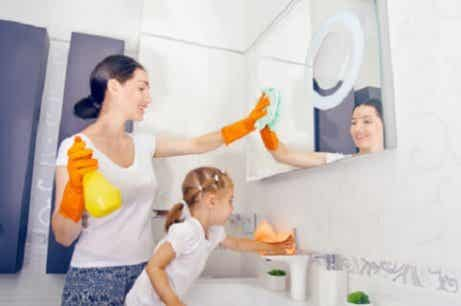 Household Chores that Children Can Do, at Every Age