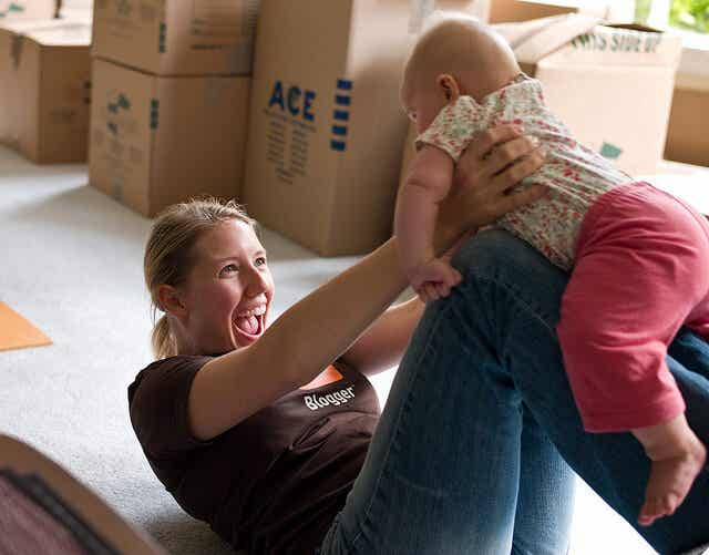 Play With Your Baby To Provide Stimulation