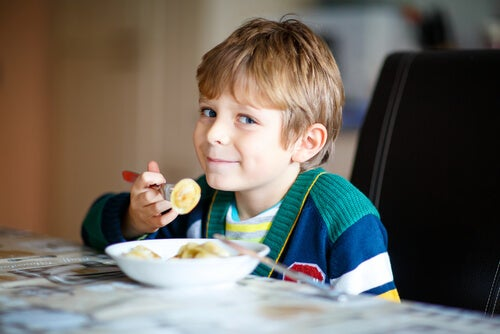 The Importance of Eating Healthy from a Young Age