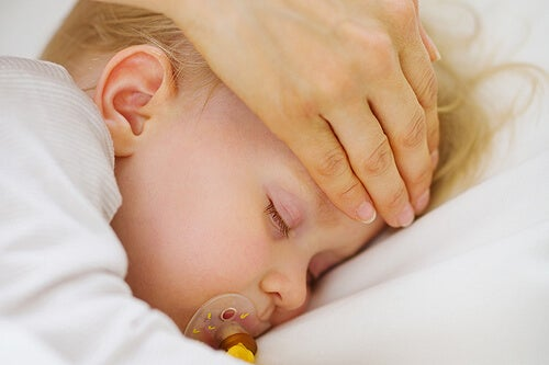 Tips for Lowering a Child's Fever
