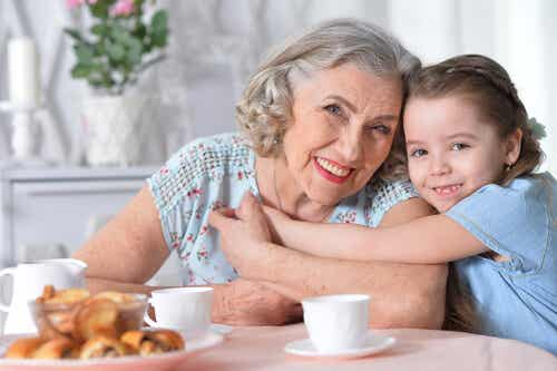 The Importance of a Paternal Grandmother