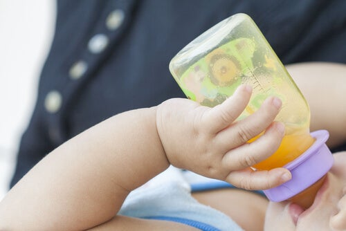 The Importance of Iron in a Baby's Diet