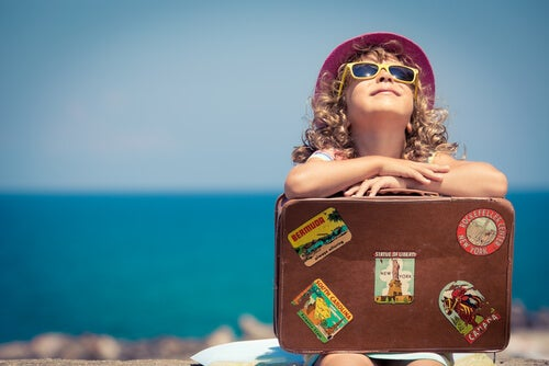 Benefits of Travelling from a Young Age