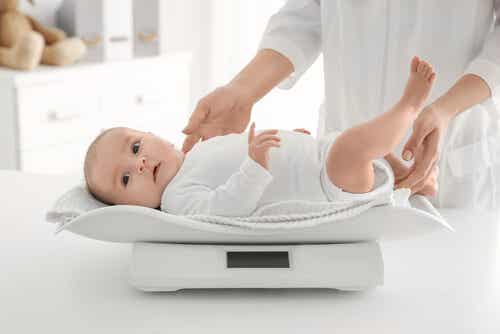 6 Tips on How to Manage Your Baby's Weight