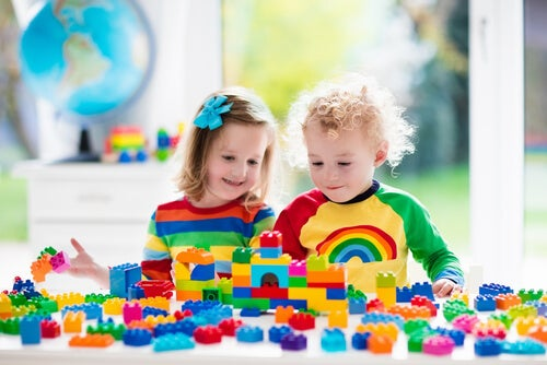 The Benefits of Construction Games for Children