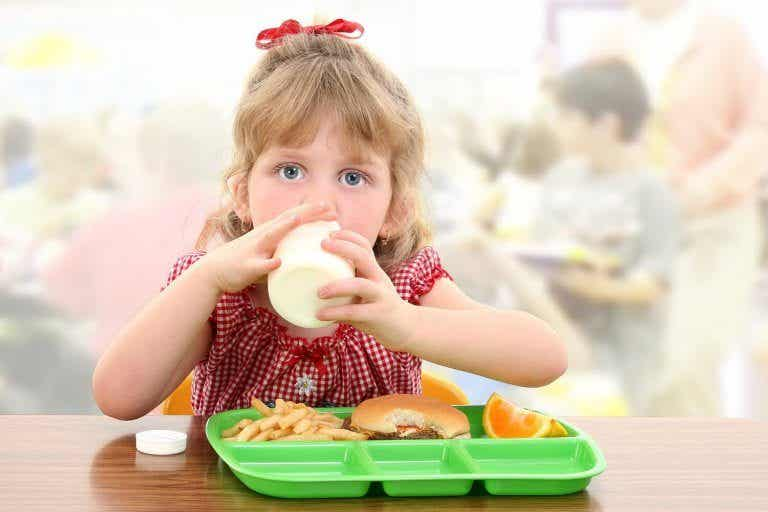 Consequences of a Bad Diet in Children